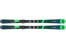 Lyže Rossignol React R4 Sport CA Xpress+Xpress 10 B83 bk/gr, 19/20