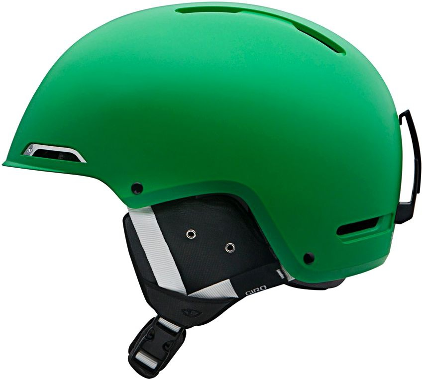 Helma Giro BATTLE Matte Green model 2012/13