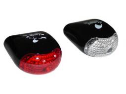Světlo Smart přední 301WW  + zadní 313R