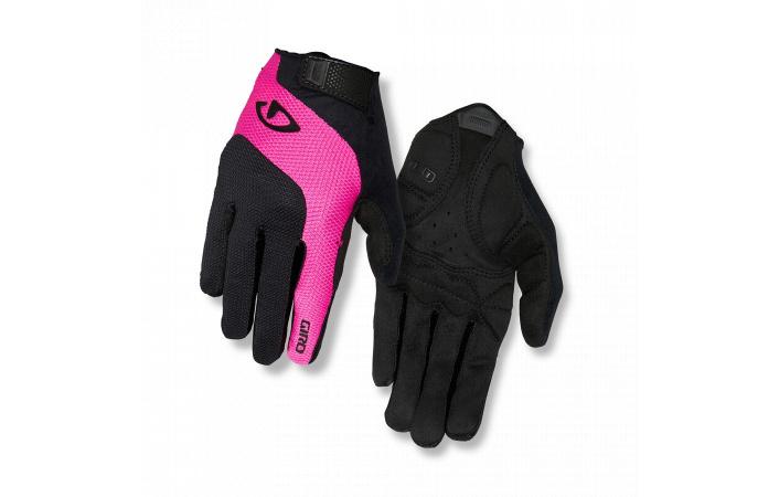 Rukavice Giro Tessa LF Black/Pink