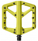 Pedály CRANKBROTHERS Stamp 1 Small Citron