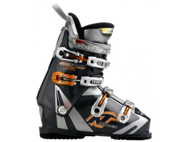 Lyžařské boty Nordica GRAN SPORT EASY SX Silver Grey model 2008/09