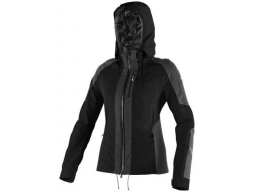 Bunda Dainese FEBE D-DRY Jacket Lady Black Anthracite Steel