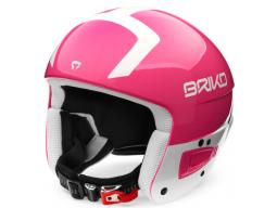 Helma Briko VULCANO FIS 6.8 Shiny Pink White, 2018/19