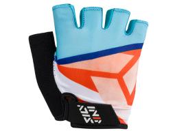 Dětské rukavice Silvini Ose CA1437 sky-orange