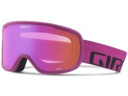 Lyžařské brýle GIRO Cruz Berry Wordmark Amber Pink