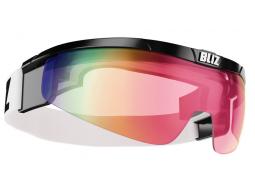 Brýle Bliz ACTIVE-PROFLIP OTG Black Pin whit Red multi+Clear, model 2017/18