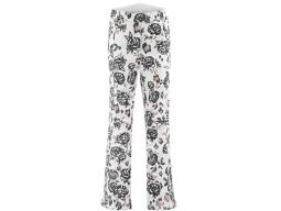 Lyžařské kalhoty Poivre Blanc Stretch Ski Pants Brown Flower, 19/20