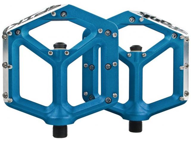 Pedály Spank SPIKE modré