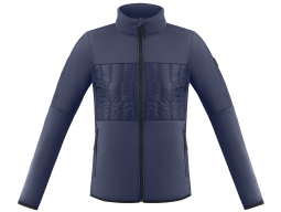 Bunda Poivre Blanc Stretch Fleece Jacket Gothic blue2, 18/19