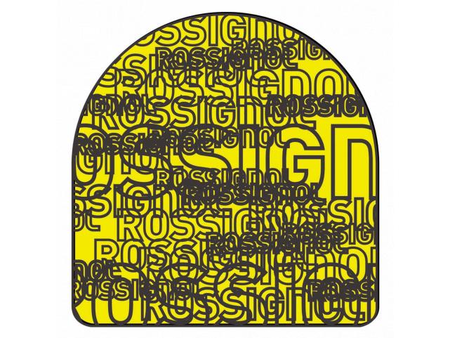 Čepice Rossignol ILAN Fluo Yellow model 2013/14