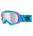 Lyžařské brýle Uvex APACHE II Cyan Pink Litemirror