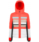 Bunda Poivre Blanc Ski Jacket Nectar Orange/Multico, 18/19