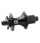 Náboj Novatec D162SB-SL-X12-MS MicroSpline, 32-děrový, černý (N-logo)
