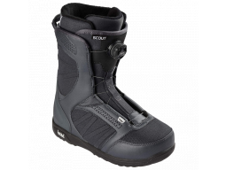 Snowboardové boty HEAD SCOUT LYT BOA Coiler Charcoal