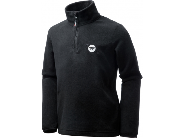 Mikina Rossignol BOY MICROFLEECE Black model 2010/11
