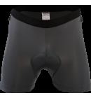 Kalhoty Silvini Inner Pro samostatné vnitřní MP1212 pánské Charcoal