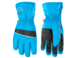 Rukavice Poivre Blanc Ski Gloves Vivid Blue, 18/19