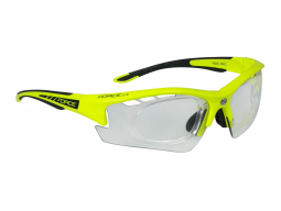 Brýle Force RIDE PRO fluo, diop.klip, fotochrom. skla