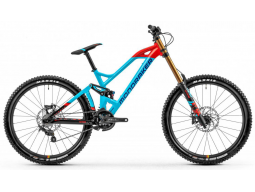 Kolo Mondraker Summum R 27.5, light blue/flame red/black, 2020