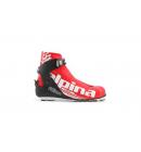 Běžecké boty Alpina F Combi JR red/black/white