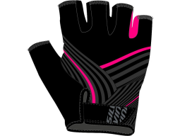 Rukavice Silvini Caronie WA1428 dámské black/pink