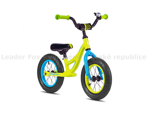 Kolo Leader Fox BUBU Green Blue model 2015
