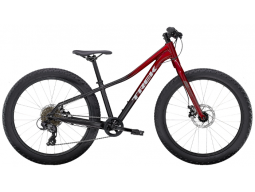 "Kolo Trek Roscoe 24"" Rage Red to Dnister Black Fade, 2021"