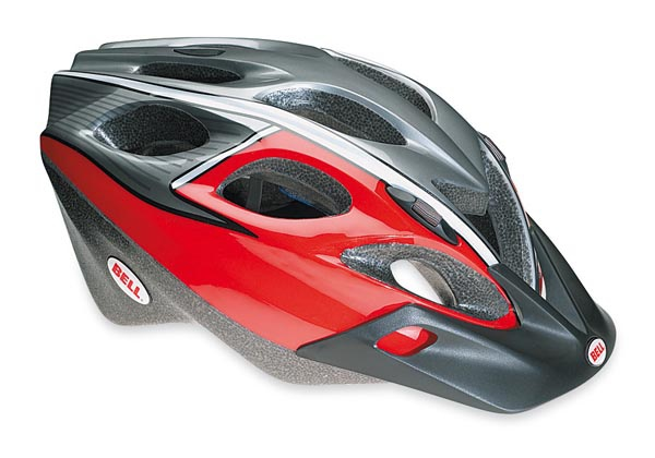 Helma Bell AVANTI Red Carbon model 2013