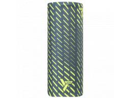 Zateplený šátek Silvini MARGA UA1525 Charcoal-Lime