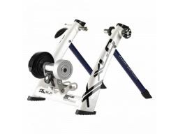 XLC Cyklistický trenažér Alpha CT-R02 bíla/modrá