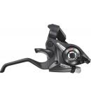 Řadící brzdová páka Shimano ALTUS ST-EF51 MTB/trek pro V-brzdy levá 3 rychl 4 prstá černá
