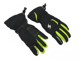 Rukavice Blizzard Rider junior, black/green