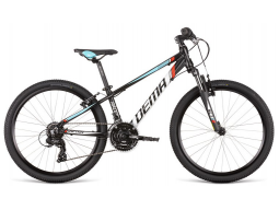 Kolo Dema RACER 24 SF black-blue, 2020