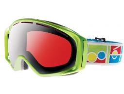 Lyžařské brýle Bollé GRAVITY Green Vermillon Gun model 2015/16