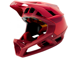 Helma Fox Racing Proframe Quo Bright Red