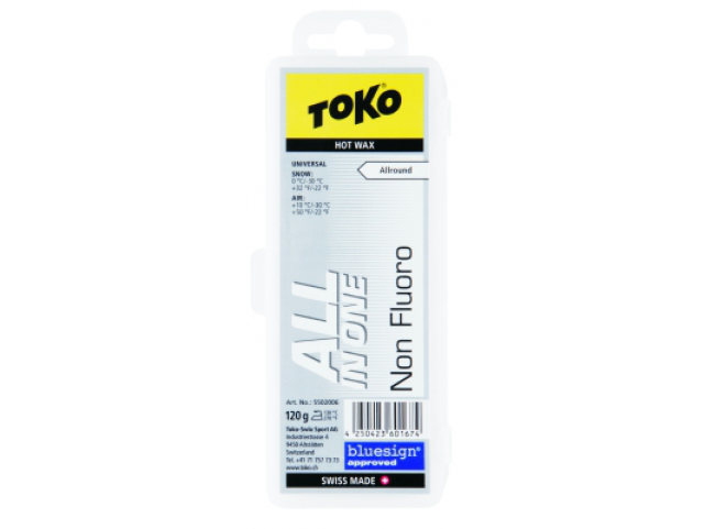 Vosk TOKO All-in-one Wax 40g