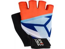 Dětské rukavice Silvini Ose CA1437 orange-sky