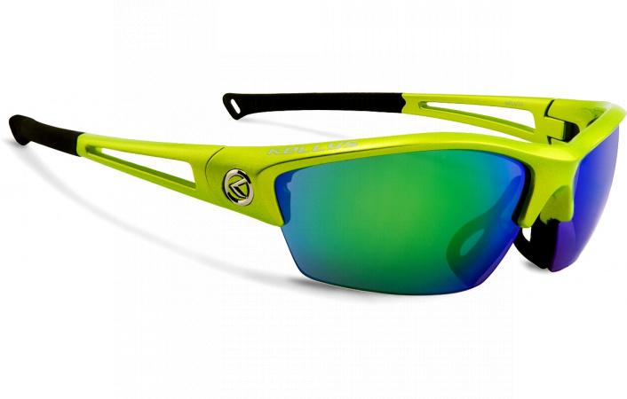 Brýle Kellys WRAITH Shiny Lime