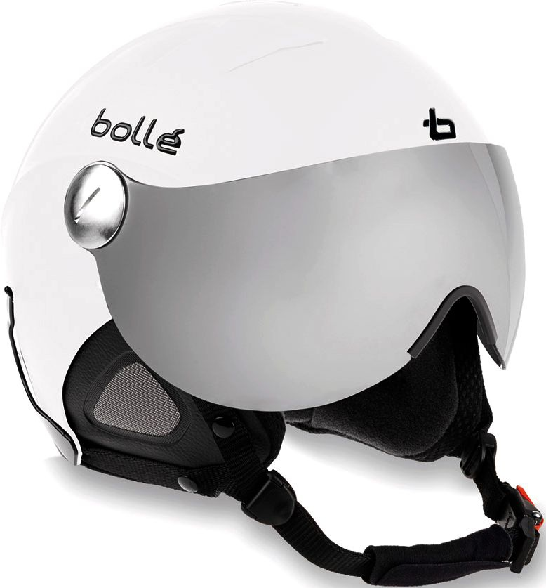 Helma Bollé SLIDE VISOR Soft White model 2012/13