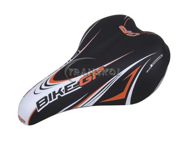 Sedlo Bassano Bike GP 20 dětské 16-24 černo oranžová