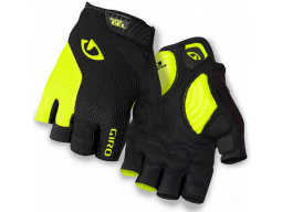 Rukavice GIRO Strade Dure Black/Highlight Yellow