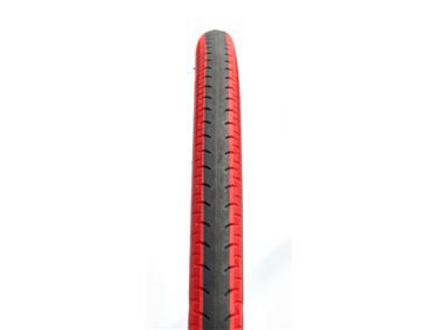 Plášť Kenda KONTENDER 700x23C 60TPI L 622-23 L3R PRO červený