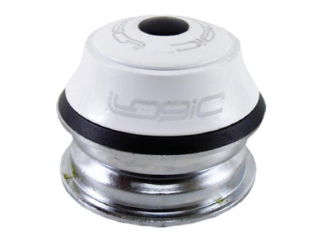 """Hlavové složení Logic H148 1-1/8"""" semi-integrovaný kužel 15mm Bílé"""