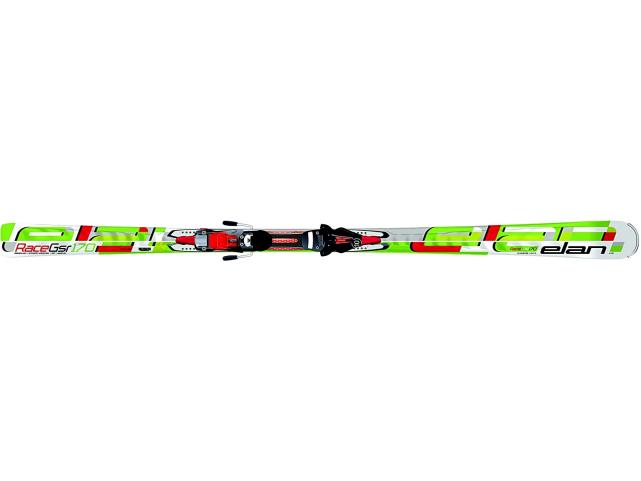 Lyže Elan GSR WAVEFLEX PLATE + EL 10.0 model 2011/12