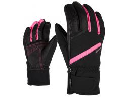 Rukavice Ziener KASADA AS® Black/Pink