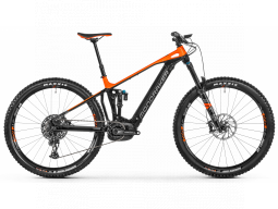 Elektrokolo Mondraker CRAFTY R, Black/Orange, 2021