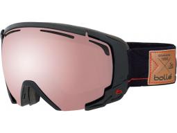 Lyžařské brýle Bollé Supreme OTG Shiny Black & Red Vermillon