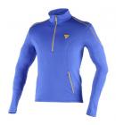 Mikina Dainese FLEECE Man Small Zip E1 Sky Blue Lemon Chrom model 2015/16
