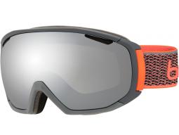 Lyžařské brýle TSAR Matte Grey & Neon Orange, 2018/19